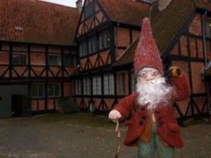 Året afsluttes traditionelt med en juleudstilling