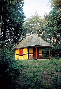 Pavillonen ved Sorø Sø