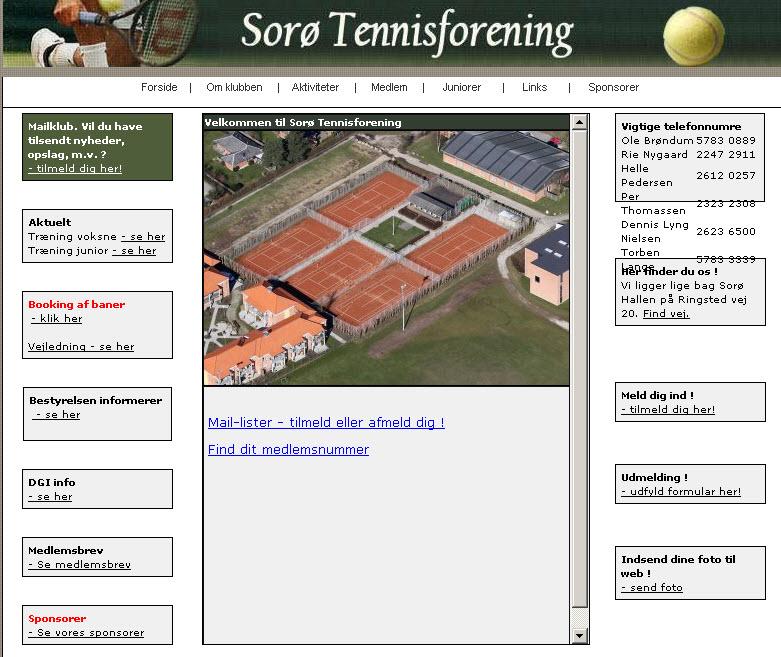 Sorø Tennisforening