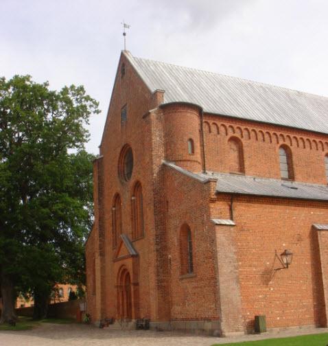 Absalons gravsten i Sorø Kirke