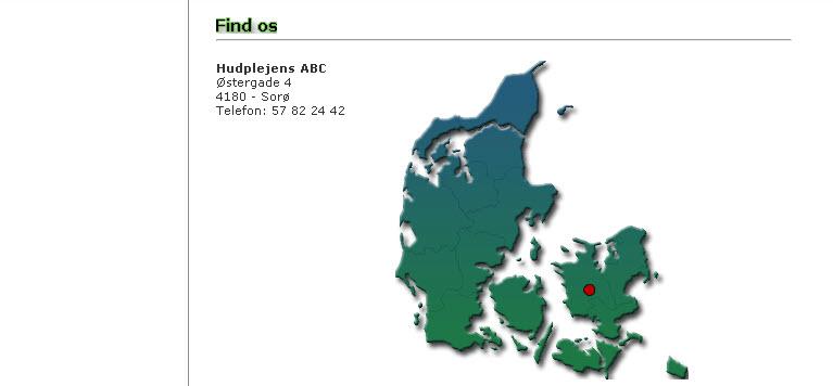 Hudplejens ABC – nu på Østergade