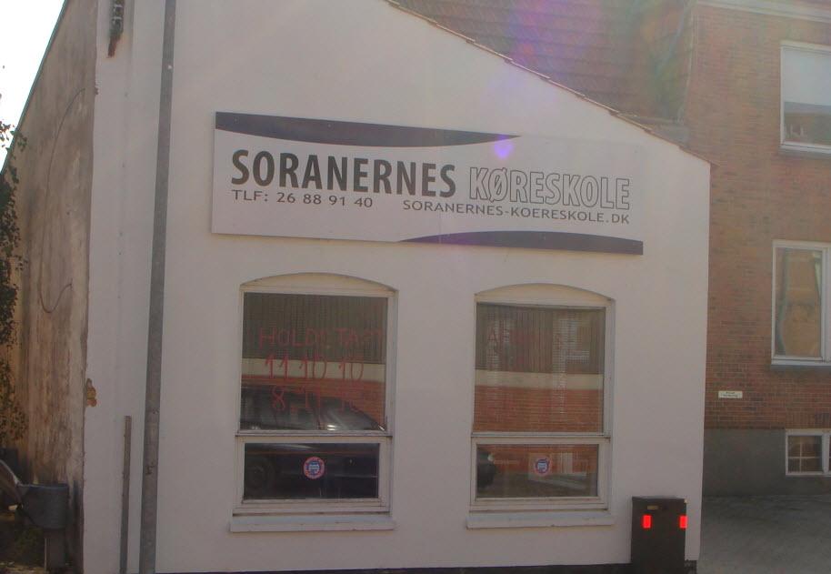 Soranernes Køreskole