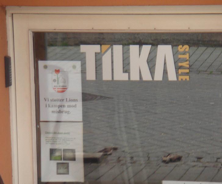 Tilka – en dame-butik