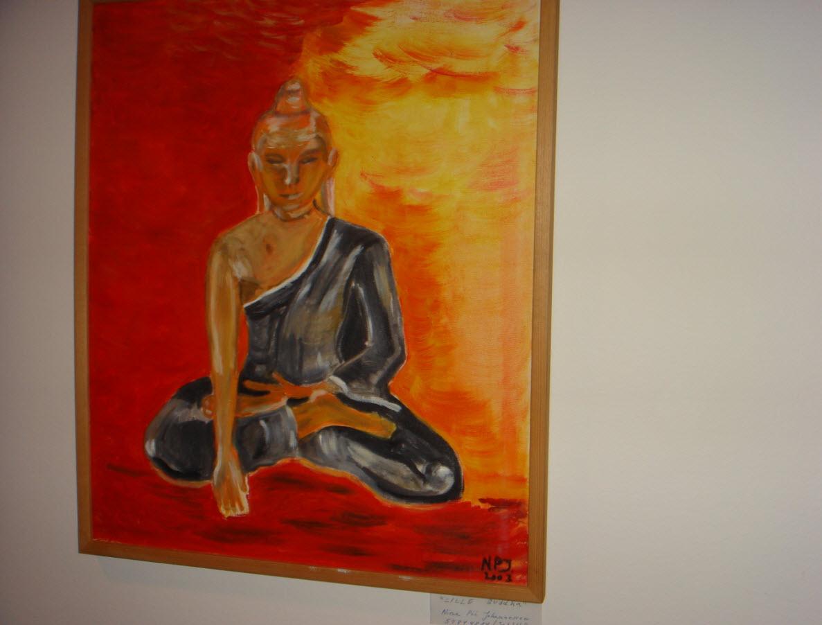 Nina Pii Johannesen: Lille Buddha