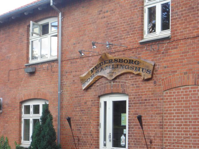 Pedersborg Forsamlingshus