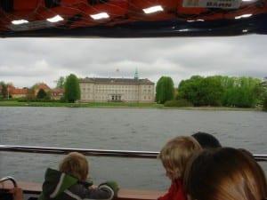 Sorø Akademi fra søen