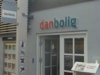 Butikken som den så ud i Dianalund