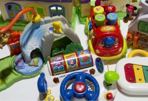 Find legetøj til børn i alle aldre