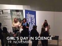 Girl's Day in Science