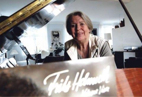 Ida From holder gratis foredrag om hendes og Bent Froms forfatterskab8. marts i Sorø, hvor overskuddet går til Børnecancerfonden.