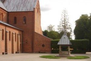 Sommer i Sorø Klosterkirke
