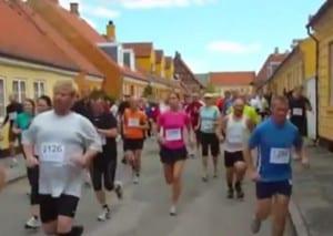 Motionsløbet Sorø Sø Rundt