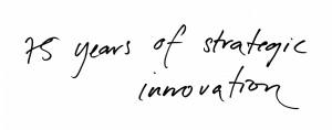 75yearsofstrategicinnovation