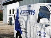 Blikkenslagere og VVS'ere søges