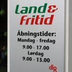 Land & Fritid Bromme.