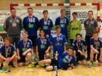 Tillykke til U16 Drengene