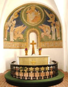 alsted kirke kors