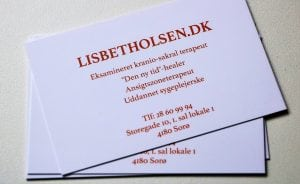 Lisbeth Olsen Kranio-sakral