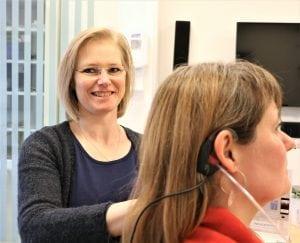 Hørecenter Sorø test