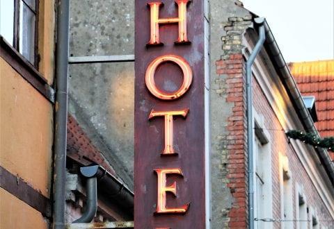 Hotel Postgaarden er til salg