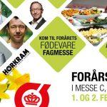 Forårets største fødevarefagmesse