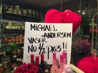 Vaser på tilbud