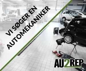 Au2rep søger mekaniker