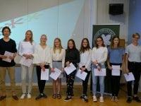 Elever får Deutsches Sprachdiplom